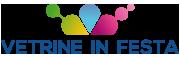 Vetrine in Festa Logo