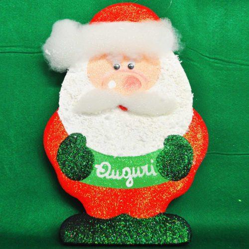 Allestimento decorazioni vetrine Natale
