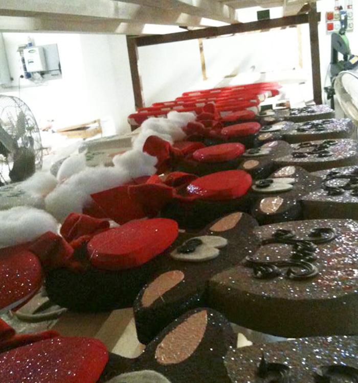 vendita shop online decorazioni addobbi allestimento vetrine eventi natale