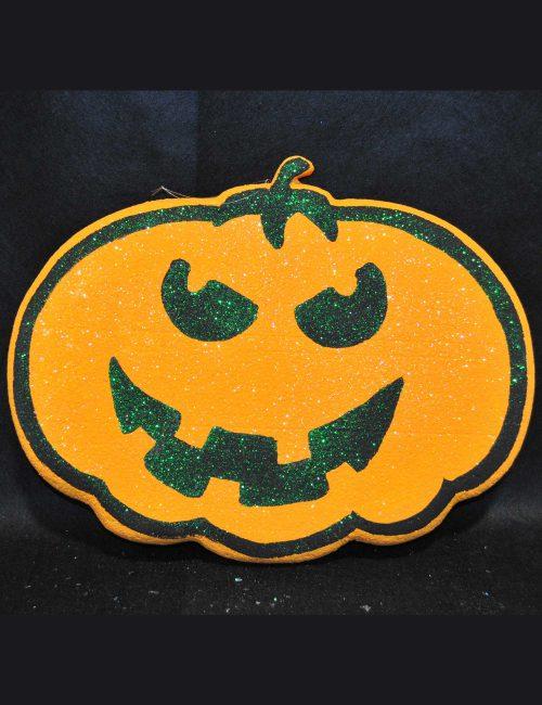 zucca halloween addobbi vetrine negozi centri commerciali