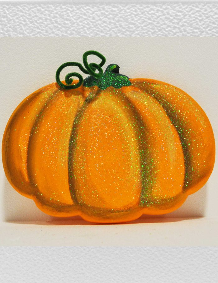 zucca decorazione vetrine negozi autunno halloween